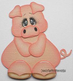 Tiny Treasure Pig