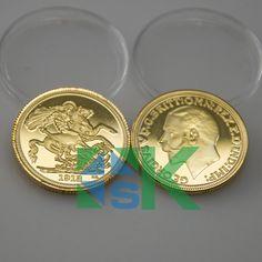 George V 1913 coins