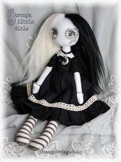 Hey, I found this really awesome Etsy listing at https://www.etsy.com/listing/263940982/button-eyed-gothic-cloth-art-doll-in