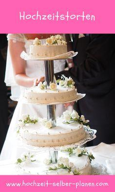 Die 14 Besten Bilder Von Hochzeitstorte Einstockig Cake Wedding