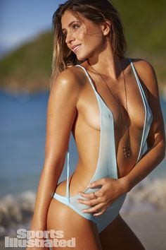 Anastasia Ashley Swimsuit Photos - Sports Illustrated Swimsuit 2014 - SI.com