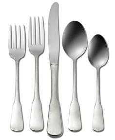 Oneida Colonial Boston 45-Pc Set, Service for 8 - Flatware & Silverware - Dining & Entertaining - Macy's