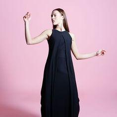 Volcano maxi dress @taukodesign⠀⠀#ystävämyynti #ystis #tauko #stockandsamplesale