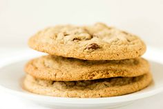 Cook's Illustrated Perfect Chocolate Chip Cookie. Please don't skip browning the butter.  Yes, it really IS worth the fuss!