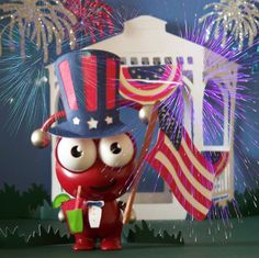 With Glittering Eyes Patriotic Decorations, Ants, Fireworks, Glitter, Christmas Ornaments, Holiday Decor, Genealogy, Blog, Watch