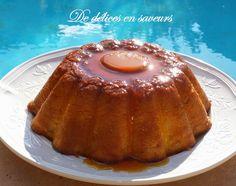 De délices en saveurs: Gâteau de semoule