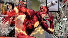The Flash by Tony S. Daniel (Justice League #1 2016 - )