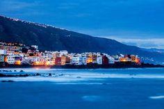 Puerto de la Cruz, a small fishing village when Agatha Christie visited