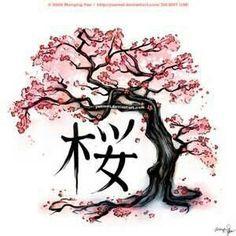 ... Tattoo on Pinterest   Yin yang Yin yang tattoos and Bonsai trees