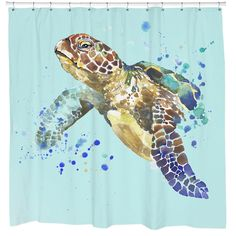 Sea turtle T-shirt graphics. sea turtle illustration with splash watercolor textured background. unusual illustration watercolor sea turtle fashion print, poster for textiles, fashion design — стоковое изображение Watercolor Clipart, Watercolor Sea, Watercolor Texture, Watercolor Animals, Watercolor Illustration, Watercolor Paintings, Watercolor Images, Watercolour Pencil Art, Watercolor Fashion
