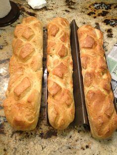 Real Easy Homemade Italian Bread