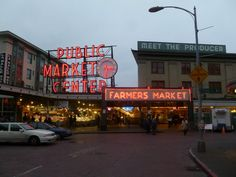 Pike Place Market | Pike Place Market in Seattle is famous for many things: fresh produce ...