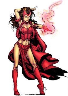 La Bruja Escarlata