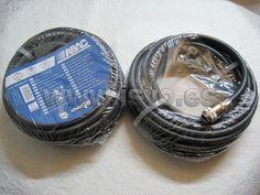 • Manguera de goma Ø6x11mm (10m) PVC negro con conectores universales • Presión máx.: 20 bar. • Ref.: 8973005521 www.jsvo.es