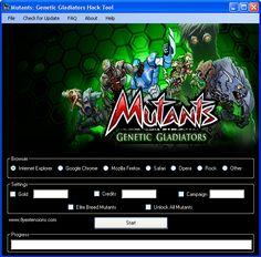 Mutants: Genetic Gladiators Hack Tool Download