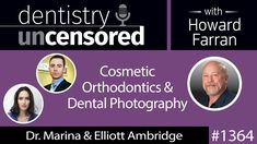 1059 Oral Care & Overall Health with Dr. Jonathan B. Levine of GLO Science : Dentistry Uncensored with Howard Farran - Dentistry Uncensored with Howard Farran - Dentaltown Advanced Aesthetics, Dental Photography, Free Dental, Caring Company, Smile Design, Cosmetic Dentistry, Orthodontics, Oral Health, Textbook
