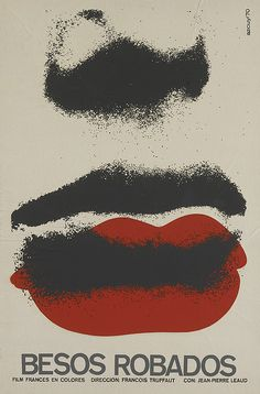 Besos robados by Danish Film Institute (stolen kisses)