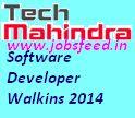 Tech Mahindra Walkins 2014 Software Developer Jobs In Hyderabad