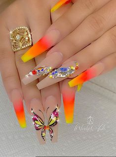 coffin nails design, acrylic coffin nails, coffin nail designs summer, long coffin nails design summer, glitter coffin nails,classy coffin nails, summer coffin nails, coffin nails length, neutral coffin nails #coffin #summer #acrylic #Nails