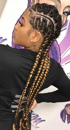 Top Trendy Box Braids Frisuren 2015 Frisuren 2016 Hair