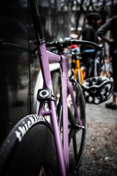 michelvanlennonphoto: Cervelo T1 with custom paint job from the...