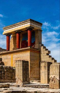 Knossos Palace, Crete Holiday, Heraklion, Summer Vacations, Old Port, Nature View, Next Holiday, Enjoying The Sun