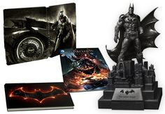 Amazon's Batman: Arkham Knight Limited Edition Statue Contains Possible Story Spoiler