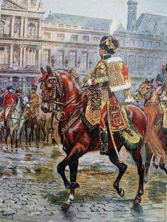 Кавалерия Наполеона