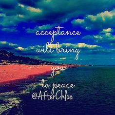 Going LIVE on #periscope Acceptance will bring peace #keepgoing #reminders #onlygod #griefsupport