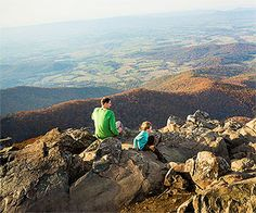 Top Family Trips: Shenandoah and Skyline Drive (via FamilyFun Magazine) - including several kid-friendly hikes along the Drive