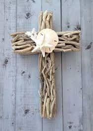 Image result for seashell cross ornament
