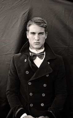 photo by sam scott schiavo  of Mark Homoki (Hungarian model based in London)