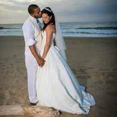 Beautiful beach shooting.   #zurafilmproductions #beach #shooting #beachweddingshooting #destinationweddings #wedding #professionalphotography #kiss #bride #groom