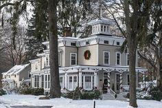 Ridgefield Connecticut House
