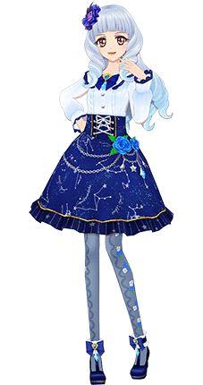 Aikatsu STARS! Lillie