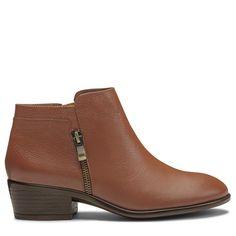 2b01ec67a390 Aerosoles Women s Mythology Ankle Boots (Dark Tan Leather)