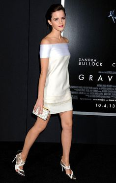Emma Watson looking white hot
