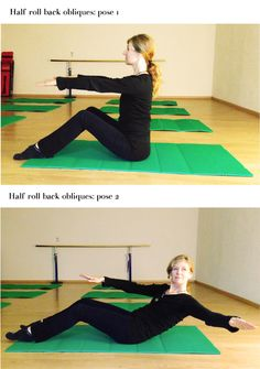 Half roll back obliques: ecco un esercizio fondamentale per contrastare lo stress meccanico al quale sono sottoposte quotidianamente la zona lombare e la parte centrale della schiena.