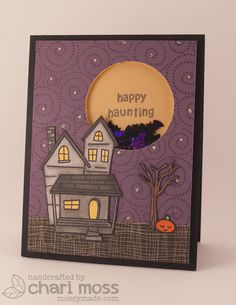 the Lawn Fawn blog: Lawn Clippings Video {10.25.12} Halloween shaker card