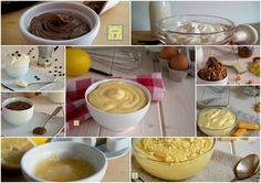 Creme da farcitura per torte è una raccolta di ricette di creme perfette per farcire torte, crostate o dolci in genere, ma anche da gustare al cucchiaio.