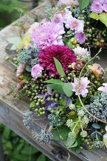Chrysanthemum wreath