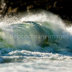 The Wave by debcoimages