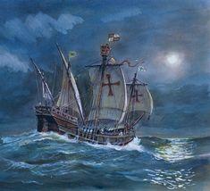 Эскадра Христофора Колумба: nektonemo