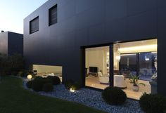 Láminas cerámicas para uso en fachadas exteriores. Espectacular!  www.Laminam.com.co