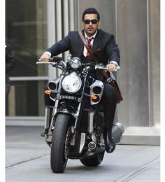 Check out these celebrities who are crazy about bikes. Read More