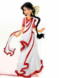 Benghali Disney Indian princess