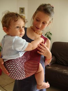Baby carrier Tonga