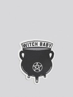 Witch Baby Patch - Gypsy Warrior