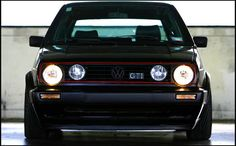 Mark II GTI for Cole.