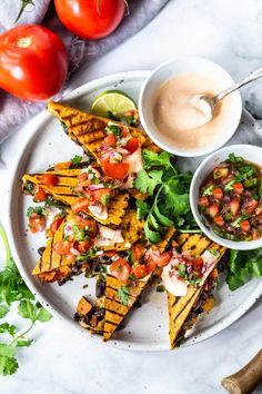 Veggie Recipes, Lunch Recipes, Healthy Dinner Recipes, Mexican Food Recipes, New Recipes, Vegetarian Recipes, Ethnic Recipes, Vegetarian Wraps, Veggie Meals